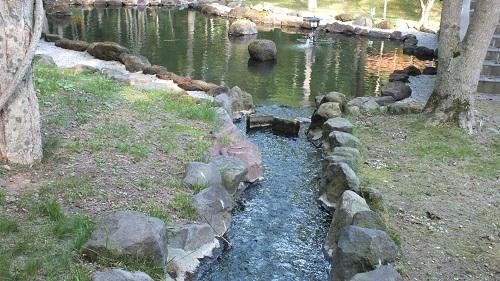 西大温泉跡1