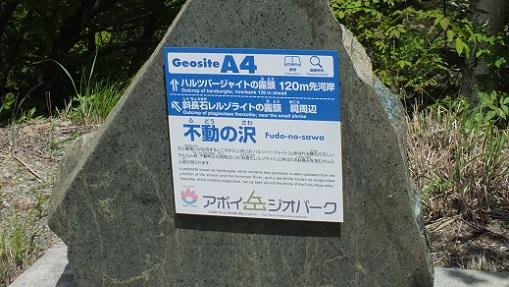 不動滝様似 (7)