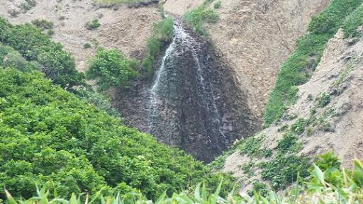 ウロンナイ沢滝