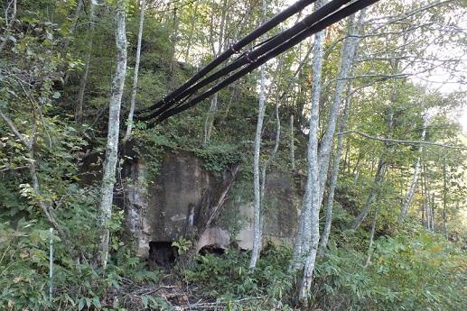 千歳鉱山 管