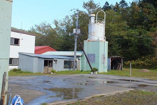 千歳鉱山 管理小屋