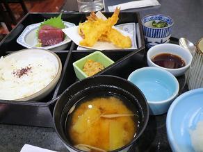 颯ちゃんとお食事 001