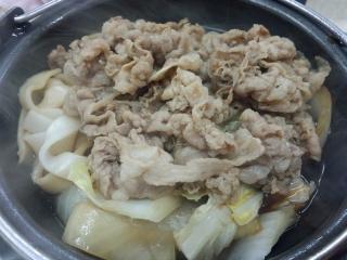牛すき鍋膳2-2