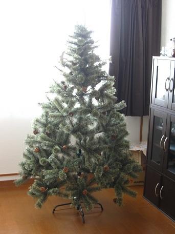 クリスマスツリーヌード