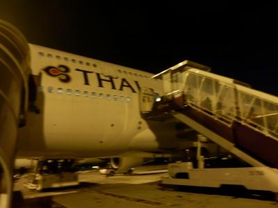 タイ航空「羽田 → バンコク」6