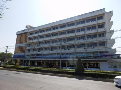 タイ・ロッブリー「Lopburi Inn Hotel」1