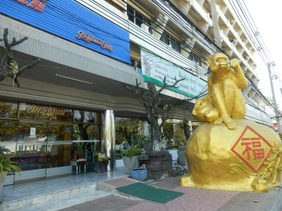 タイ・ロッブリー「Lopburi Inn Hotel」3
