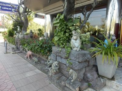 タイ・ロッブリー「Lopburi Inn Hotel」8