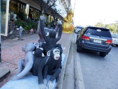 タイ・ロッブリー「Lopburi Inn Hotel」9