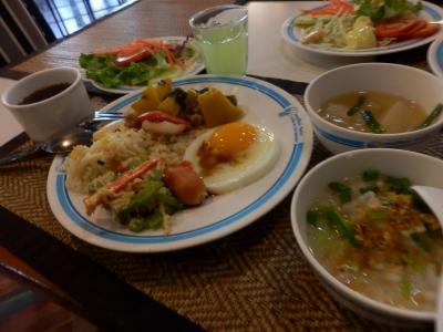 タイ・ロッブリー「Lopburi Inn Hotel」15