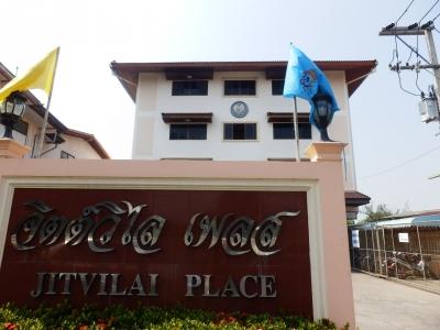 タイ・アユタヤ「Jitvilai Place」1