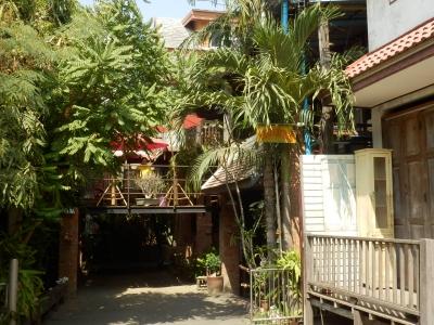 タイ・アユタヤ「Tamarind Guesthouse」1