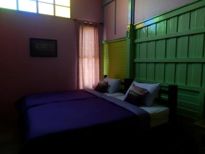 タイ・アユタヤ「Tamarind Guesthouse」11