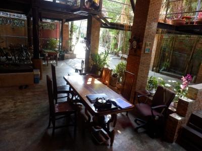 タイ・アユタヤ「Tamarind Guesthouse」6