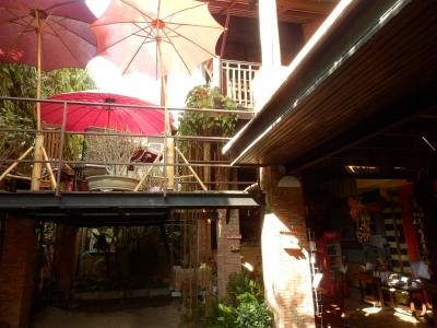 タイ・アユタヤ「Tamarind Guesthouse」7
