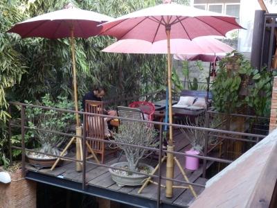 タイ・アユタヤ「Tamarind Guesthouse」19