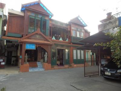 タイ・アユタヤ「Tamarind Guesthouse」2