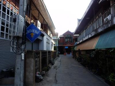 タイ・アユタヤ「Tamarind Guesthouse」5