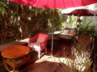 タイ・アユタヤ「Tamarind Guesthouse」20