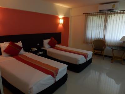 タイ・チェンライ「Nak Nakara Hotel」16