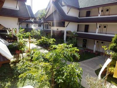 タイ・チェンライ「Nak Nakara Hotel」1