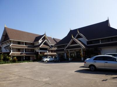 タイ・チェンライ「Nak Nakara Hotel」3