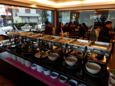 タイ・チェンライ「Nak Nakara Hotel」22