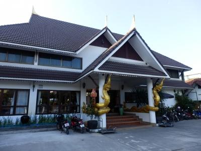 タイ・チェンライ「Nak Nakara Hotel」4