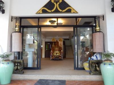 タイ・チェンライ「Nak Nakara Hotel」5