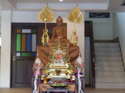 タイ・チェンライ「Nak Nakara Hotel」6