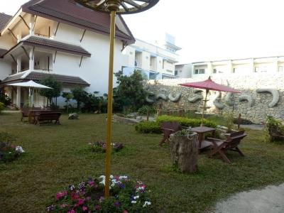 タイ・チェンライ「Nak Nakara Hotel」9
