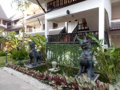 タイ・チェンライ「Nak Nakara Hotel」10