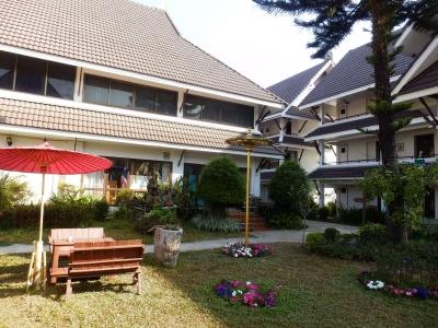 タイ・チェンライ「Nak Nakara Hotel」11