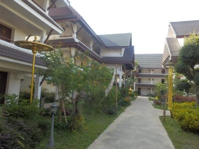 タイ・チェンライ「Nak Nakara Hotel」13