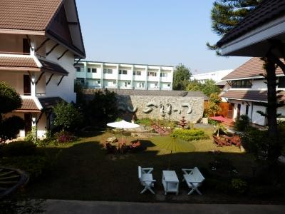 タイ・チェンライ「Nak Nakara Hotel」14