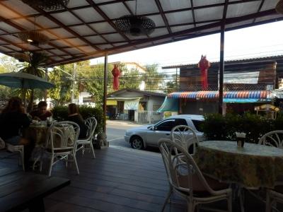 タイ・チェンライ「Nak Nakara Hotel」25