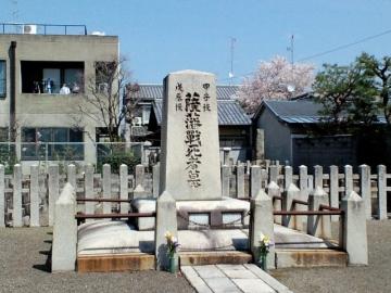 薩藩戦死者墓