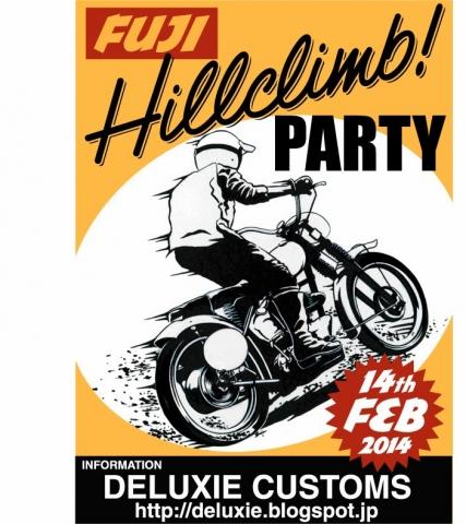 HILLCLIMB PARTY