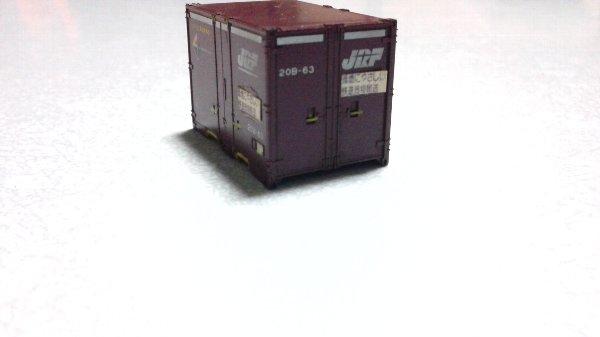 JR 20B-63 側方妻面扉