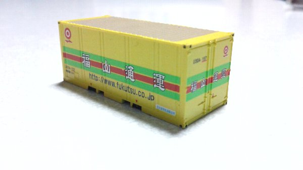 福山通運所有 U30A-157 側方扉妻面側