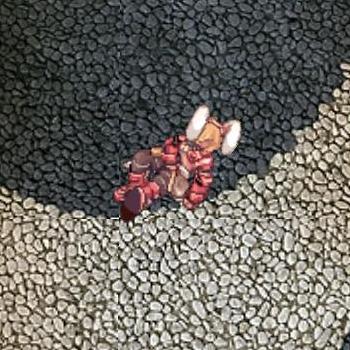 [衣装] ウサギのヘアバンドの死亡時