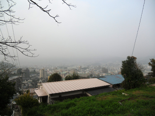 霧か?pm2.5か?黄砂か? 2