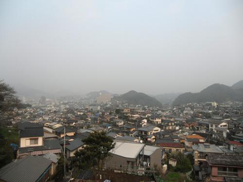 霧か?pm2.5か?黄砂か? 4