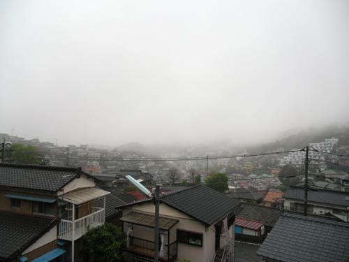 霧雨のお散歩1