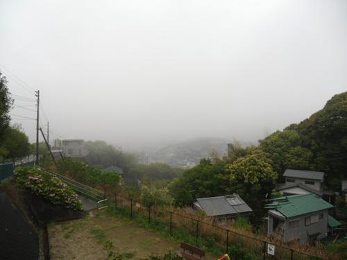 霧雨のお散歩2
