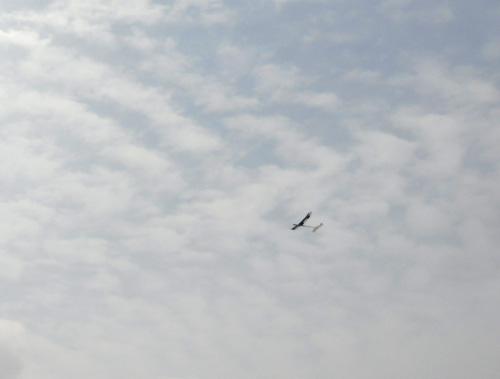 kh-15飛行中