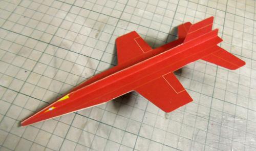X-15できたー!1