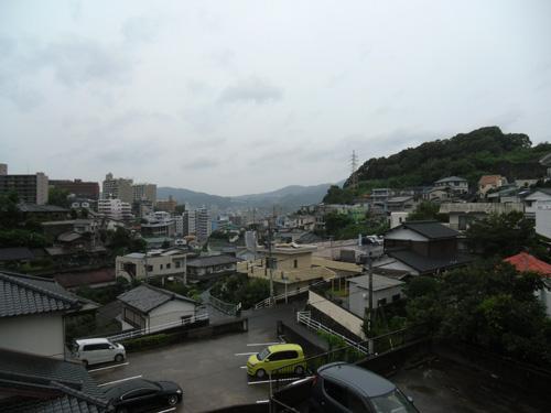 今日も台風
