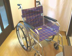 世界を飛んだ車椅子