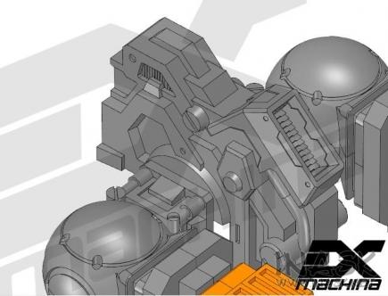 Image 11Ex Machina 1:60 FA007 Full Armor